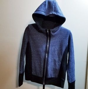 ALO Yoga Jackets & Coats - Alo yoga Sherpa lined hoodie jacket
